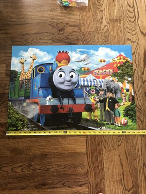 Ravensburger Thomas & Friends Circus Fun large 24 piece puzzle for Sale in Suwanee, GA