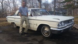 1963 Ford galaxie 500 all original for Sale in Sterling, VA