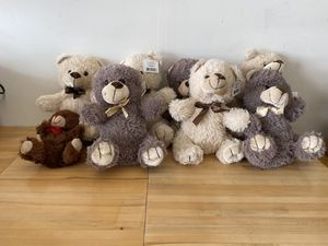 Stuffed teddy bears for Sale in Vacaville, CA