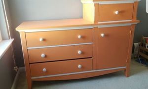 Solid wood changing table for Sale in East Point, GA