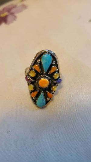 Sterling .925 Southwest Ring for Sale in Tampa, FL