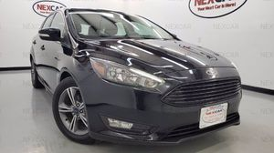 2016 Ford Focus for Sale in Spring, TX