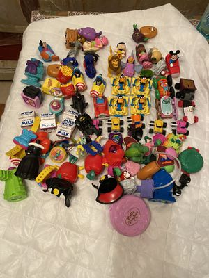 Macdonald toys collectibles for Sale in Aurora, IL