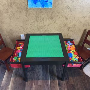 Lego Revserible Table for Sale in Fort Myers, FL