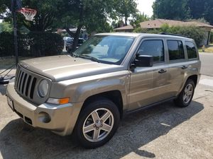 2007 jeep patriot for Sale in West Sacramento, CA