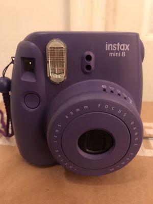 Fujifilm Instax Mini 8 Camera (Polaroid) for Sale in Damascus, MD