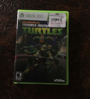 TMNT Xbox 360 game for Sale in Severn, MD