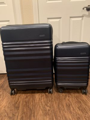 2 piece luggage for Sale in San Bernardino, CA
