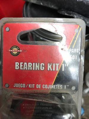 1 inch trailer bearing kit for Sale in Denton, TX