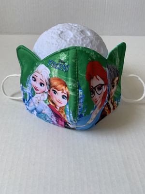 Kids reusable washable cloth face mask 5-10 years old for Sale in Brooklyn, NY
