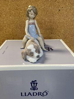 """Lladro """"Contented Companion"""" for Sale in Bellevue,  WA"""