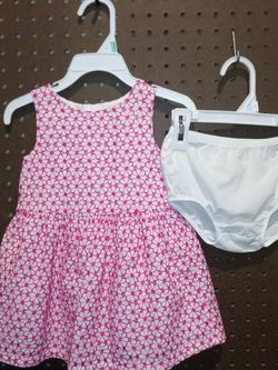 Cat & Jack Dress With Diaper Cover (18M) for Sale in Monongahela,  PA