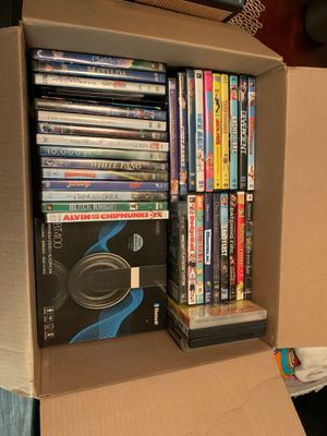 Misc dvds/games and Bluetooth headphones for Sale in Chandler, AZ