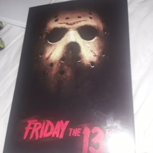 FRIDAY THE 13TH COLLECTIVE ACTION FIGURE for Sale in Mesa, AZ