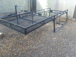 Heavy duty custom ladder rack for Sale in Surprise, AZ