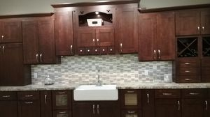 Kitchen cabinets countertops showers low prices for Sale in Moreno Valley, CA