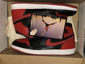 Air Jordan 2001 bred 1 for Sale in Las Vegas, NV