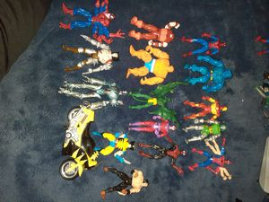 X-men figures lot for Sale in Redlands, CA