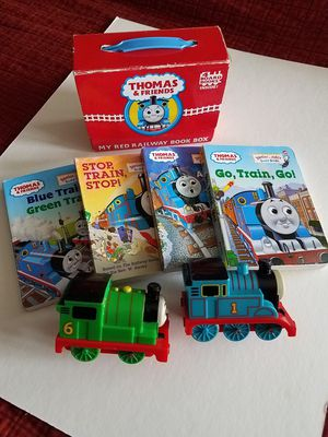 Thomas & Friends book and toy bundle for Sale in Brea, CA