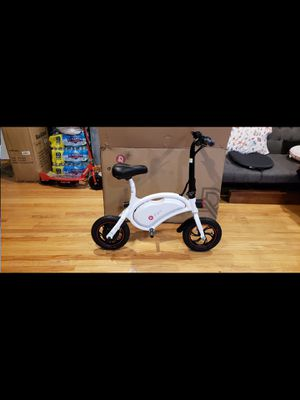 DYU D1 ELECTRIC BIKE USED for Sale in Chicago, IL