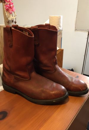 Red wing cowboy boots size 13 for Sale in Leavenworth, WA