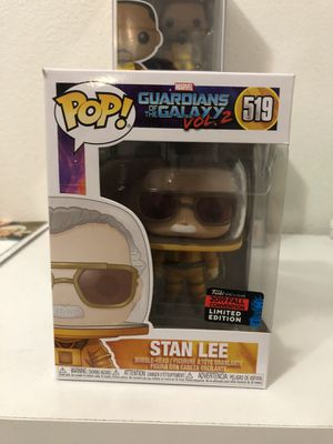Stan Lee Marvel Funko POP for Sale in Los Angeles, CA