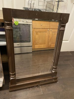 USED MIRROR FOR VANITY/WALL. for Sale in Washington, DC