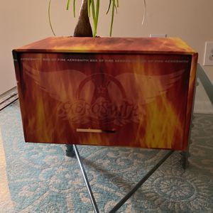 Aero Smith Box Of Fire for Sale in West Chester, PA