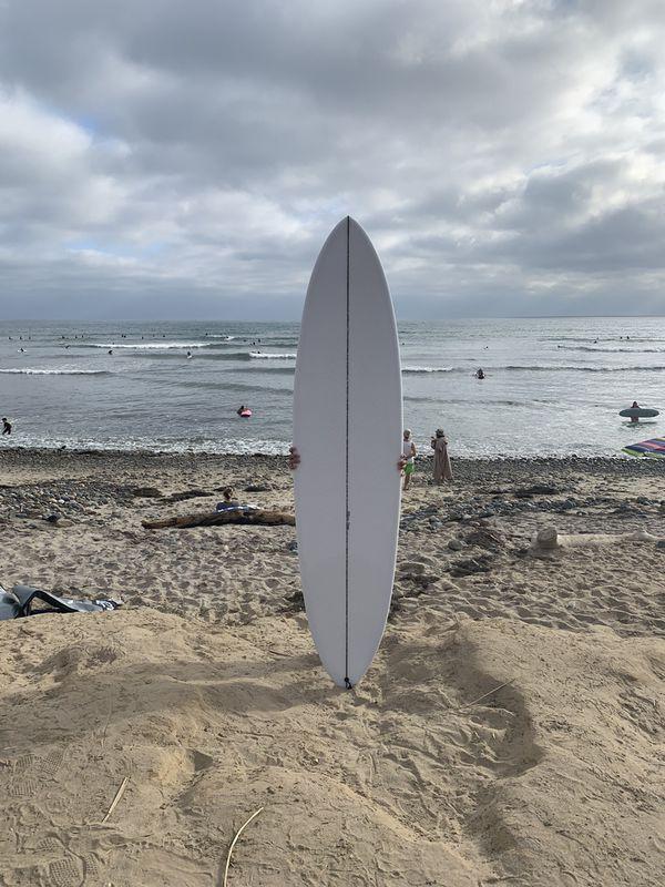 Snorting Hog custom surfboards