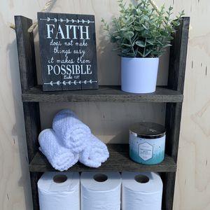 Rustic Hanging Shelf for Sale in Auburn, WA