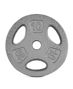 "Set Of Two 10lb CAP Cast Iron Standard 1"" Grip Plates Barbell Weights BRAND NEW for Sale in Maitland, FL"