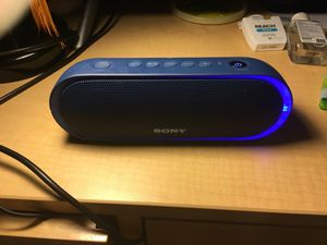 Sony Bluetooth speaker with Bass Boost for Sale in Bowie, MD
