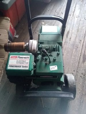 Colman generator 2200watts for Sale in Tullahoma, TN