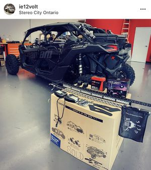 Can-Am & Rzr UTV Accessories and Installation for Sale in Ontario, CA