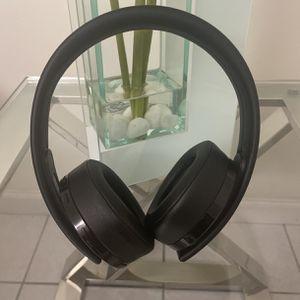 PlayStation Gold Wireless Headset for Sale in Hialeah, FL