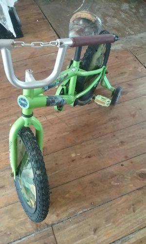 Green bike kids for Sale in Smithville, TN