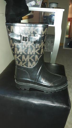 Mk rain boots for Sale in Taylor, MI