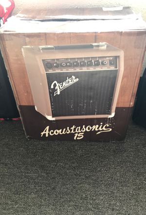 Fender amp for Sale in Lakeland, FL