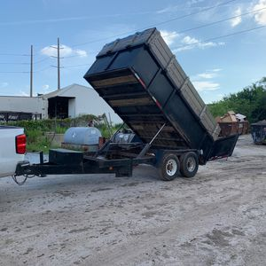 Domp trailer 2005 for Sale in Tampa, FL