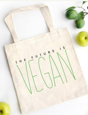Vegan tote bags !! $12 for Sale in Los Angeles, CA