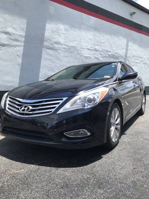 2013 Hyundai Azera for Sale in Hollywood, FL