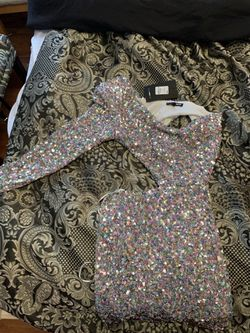 Sequins dress, brand new for Sale in New Haven,  CT