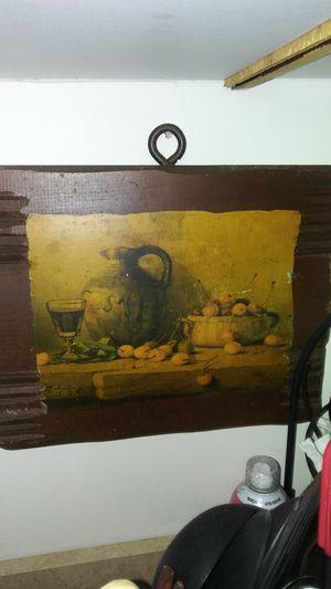 Vintage wooden Italian decor for Sale in Gaston, SC