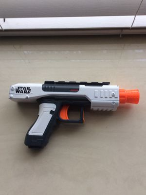 Star Wars blaster nerf gun for Sale in Southfield, MI