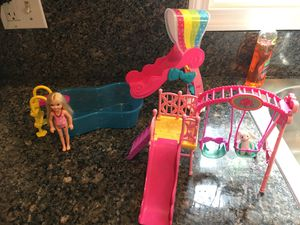 Barbie Chelsea play sets for Sale in Itasca, IL