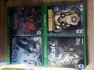 Xbox one games for Sale in Metamora, IL