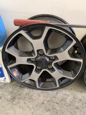 2019 Jeep Rubicon wheels for Sale in Bakersfield, CA