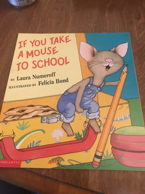 If you take a mouse to school for Sale in Austin, TX