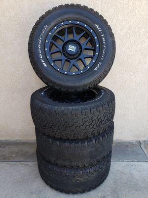 KMC Racing wheels for Sale in La Mirada, CA