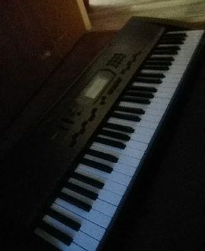 Casio keyboard piano for Sale in Las Vegas, NV